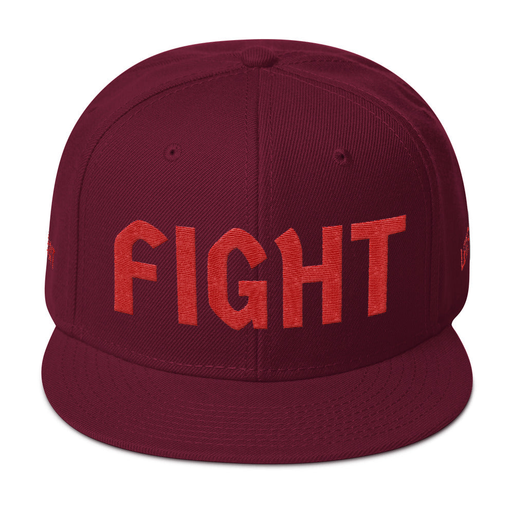 Combat Legend Fight Snapback 2