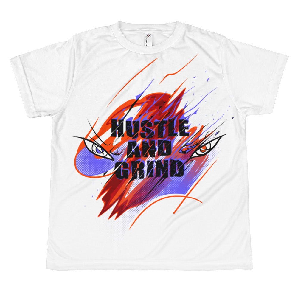 Combat Legend Youth Hustle and Grind T-Shirt