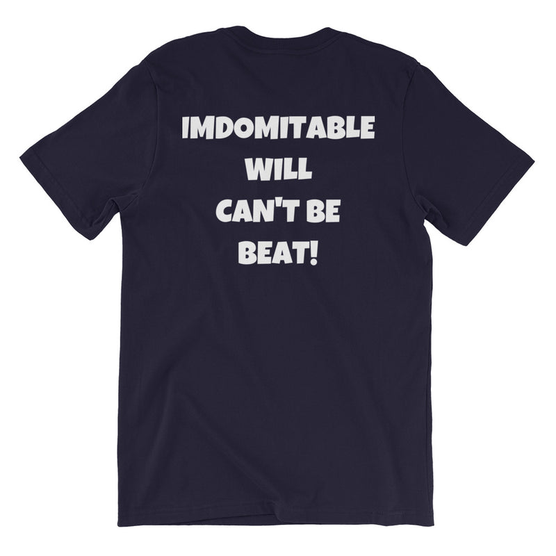 Combat Legend Indomitable Will T-Shirt