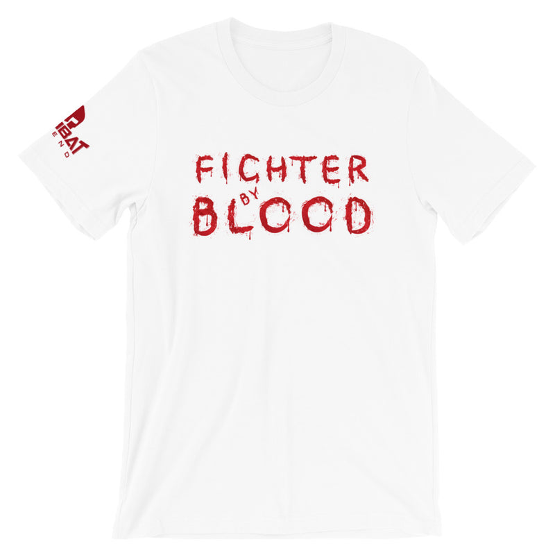 Combat Legend Fighter By Blood T-Shirt 1