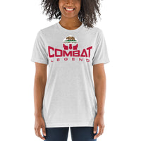 Combat Legend California Logo Ladies T-Shirt