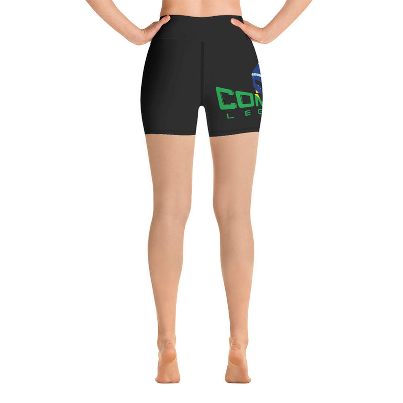 Combat Legend Brazil Ladies Shorts