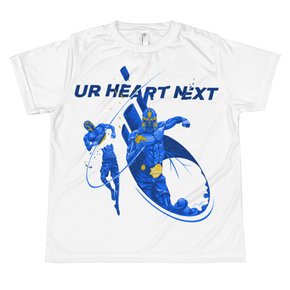 Combat Legend Ur Heart Next Youth T-Shirt