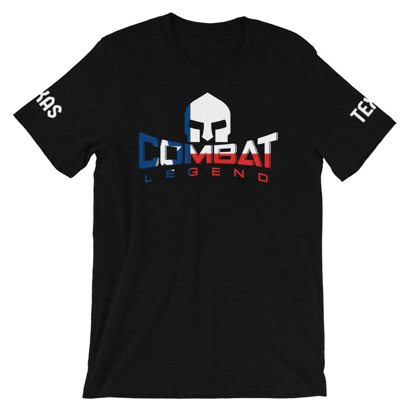 Combat Legend Texas T-Shirt