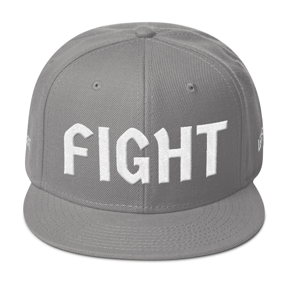 Combat Legend Fight 3D Puff Snapback 2