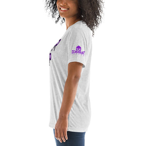 Combat Legend Never Tap Ladies T-Shirt