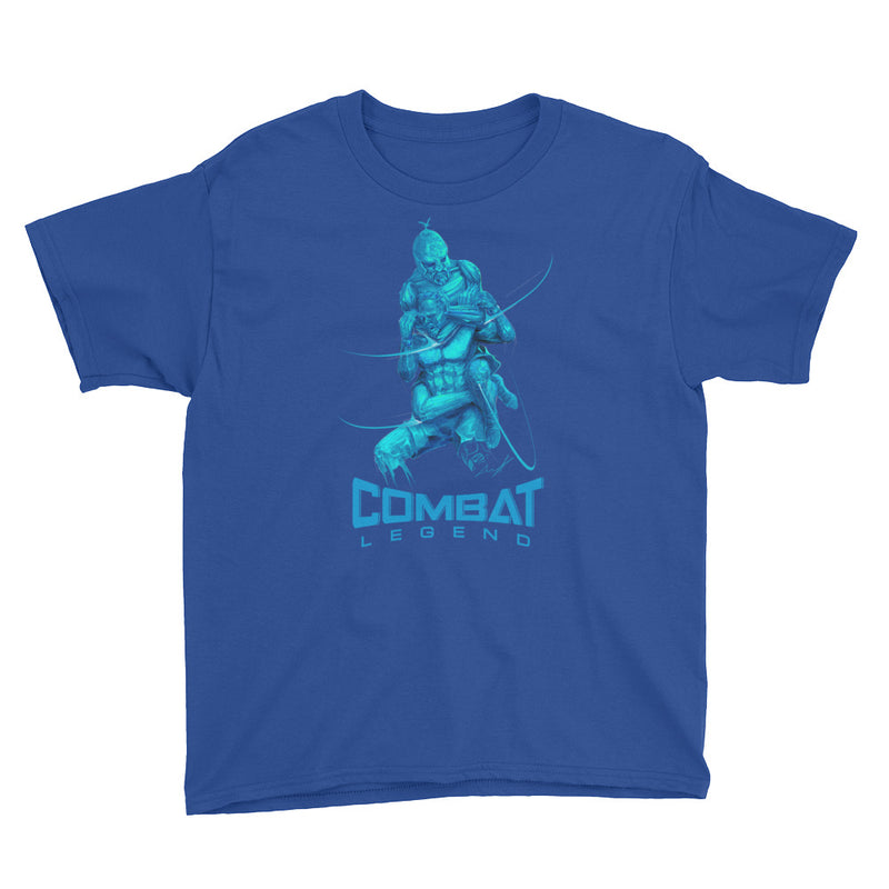 Combat Legend Youth Boys Submission T-Shirt