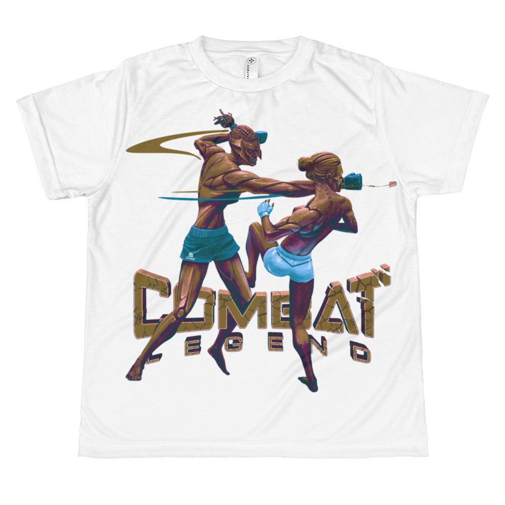 Combat Legend Ladies Fight Youth T-Shirt