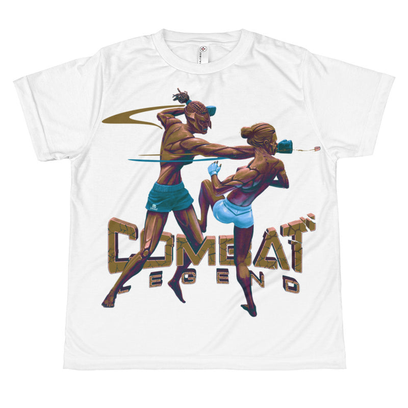 Combat Legend Ladies Fight T-Shirt