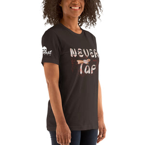 Combat Legend Never Tap T-Shirt 2