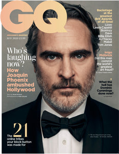 GQ Cover Page