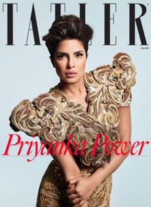 Tatler Cover Page