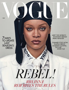 Vogue Cover Page