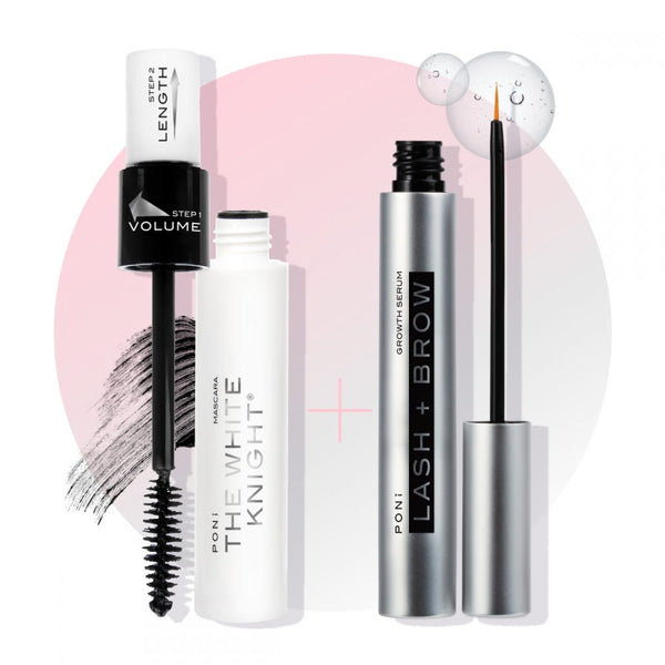The easy way to grow your Lashes & Brows?