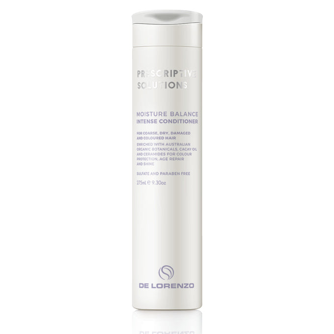 DE LORENZO Prescriptive Solution - Moisture Balance Intense Conditioner 275ml
