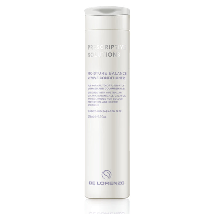 DE LORENZO Prescriptive Solution - Moisture Balance Revive Conditioner 275ml