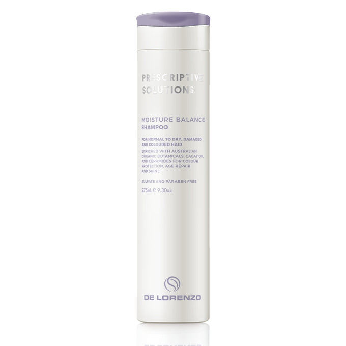 DE LORENZO Prescriptive Solution - Moisture Balance Shampoo 275ml