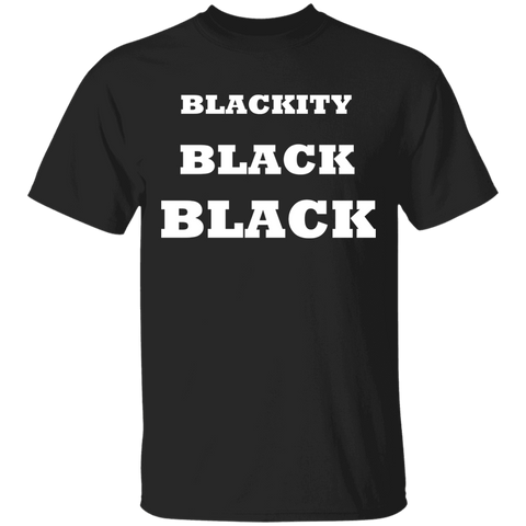 Blackity Black Black, Apparel - Shirts Be Like