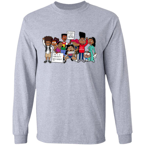 Black Lives Matter - Long Sleeve