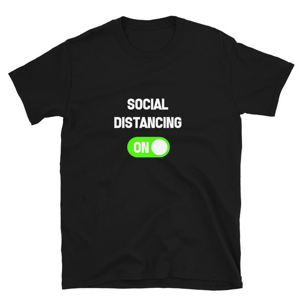 Social Distancing ON!