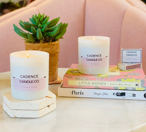 2-Cadence-Candles-on-a-table