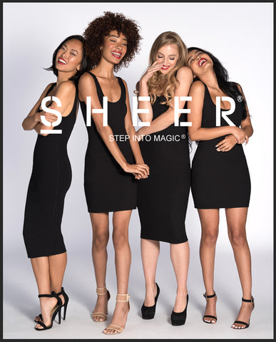 4-women-wearing-SHEER-black-dresses