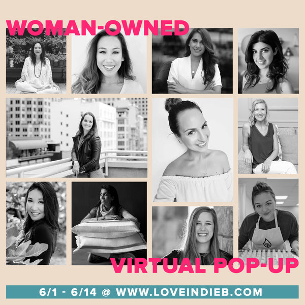 Virtual Pop-up Female founders