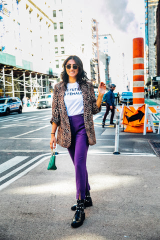 woman-in-nyc-wearing-Keaton-pants