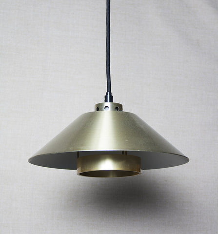 Brass Drop Light