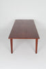 Hans Wegner teak coffee table
