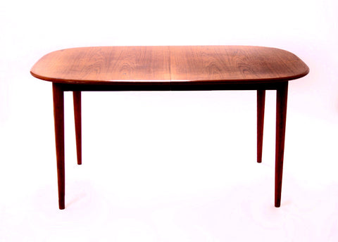 Stunning rosewood extension dining table