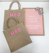 Monogram Welcome Bag