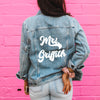 Send Us Your Denim Jacket