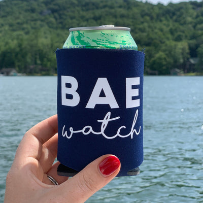 BAE Watch Can Cooler