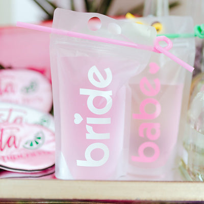 Bride and Babe Party Pouch