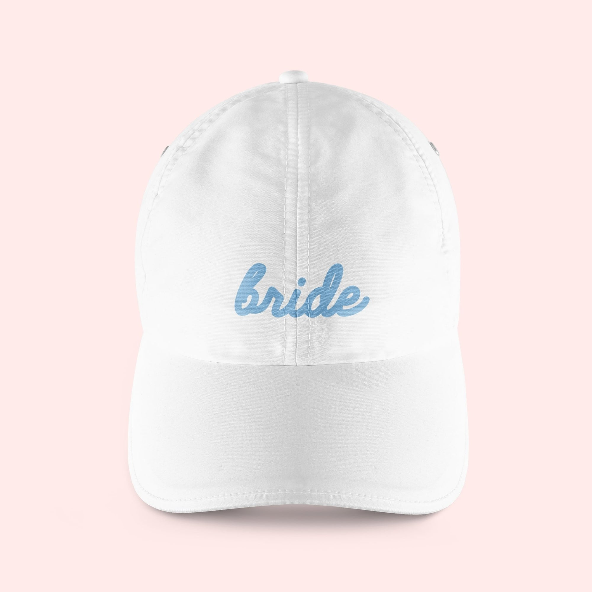 Bride Baseball Hat - Sprinkled With Pink #bachelorette #custom #gifts