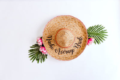 Custom Saying, Sombrero