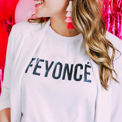 Feyonce Shirt - Sprinkled With Pink #bachelorette #custom #gifts