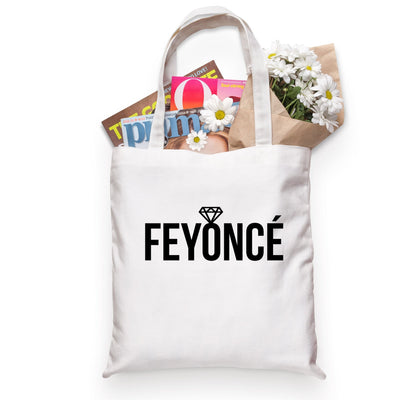 Feyonce Tote - Sprinkled With Pink #bachelorette #custom #gifts