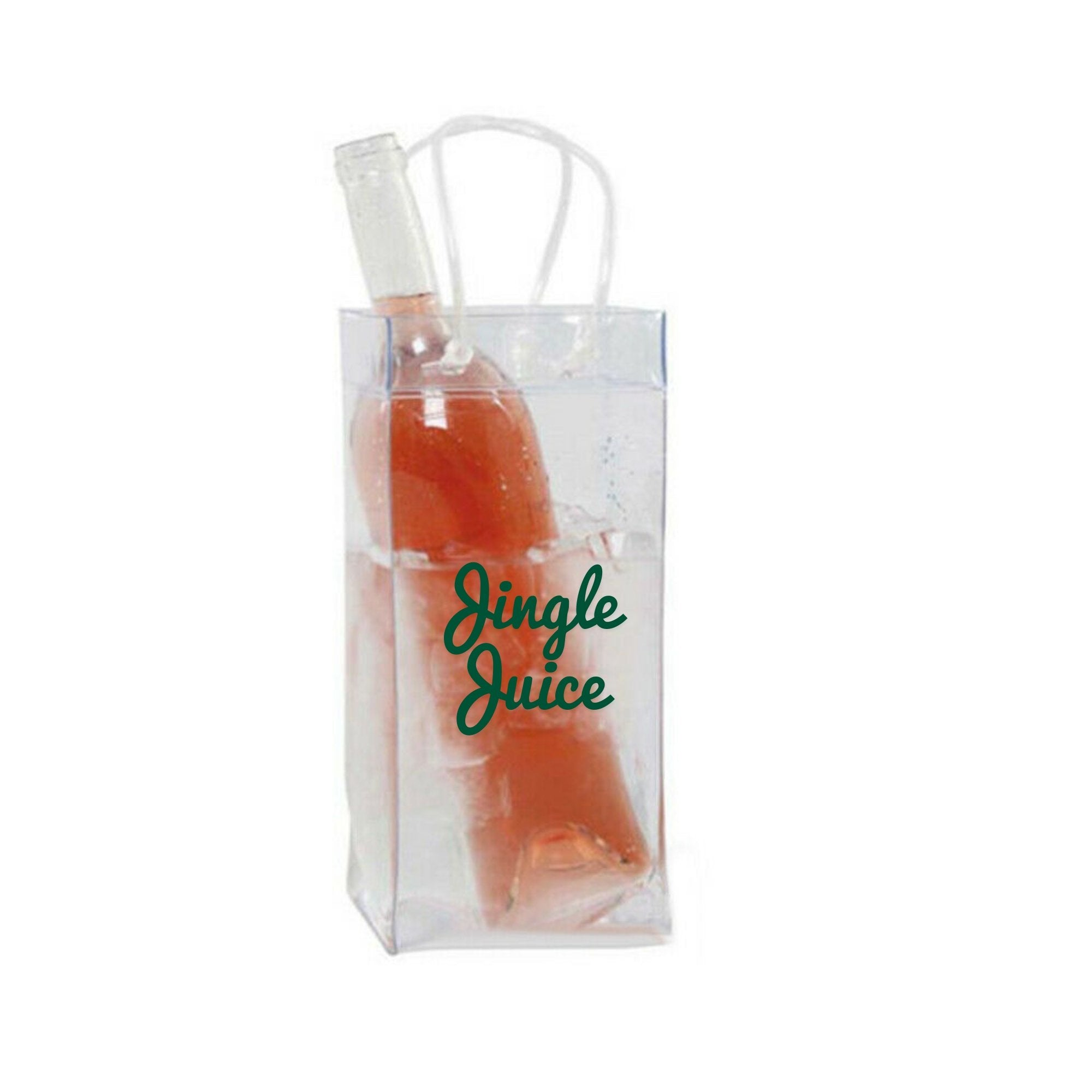Jingle Juice Wine Bag