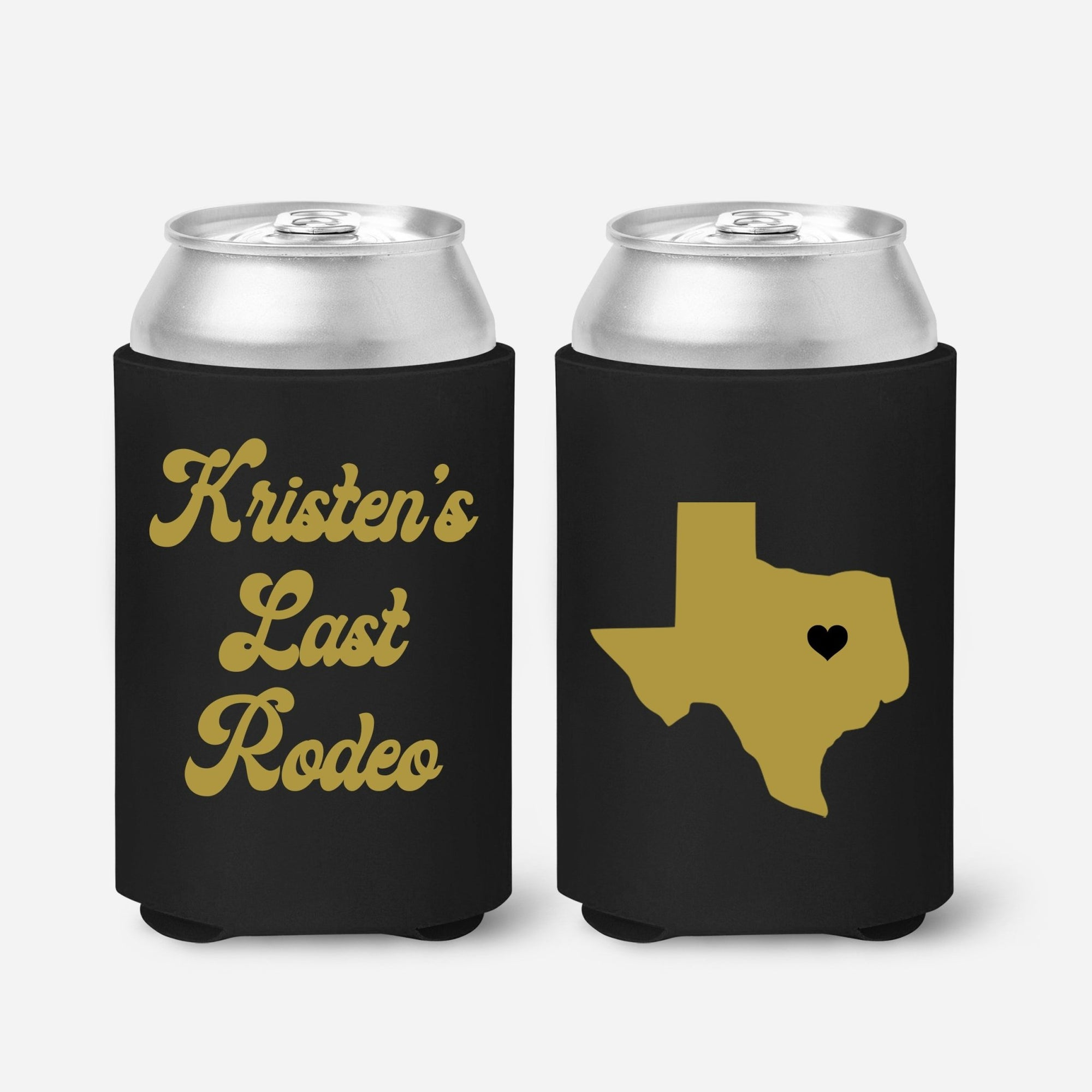 Last Rodeo Can Cooler