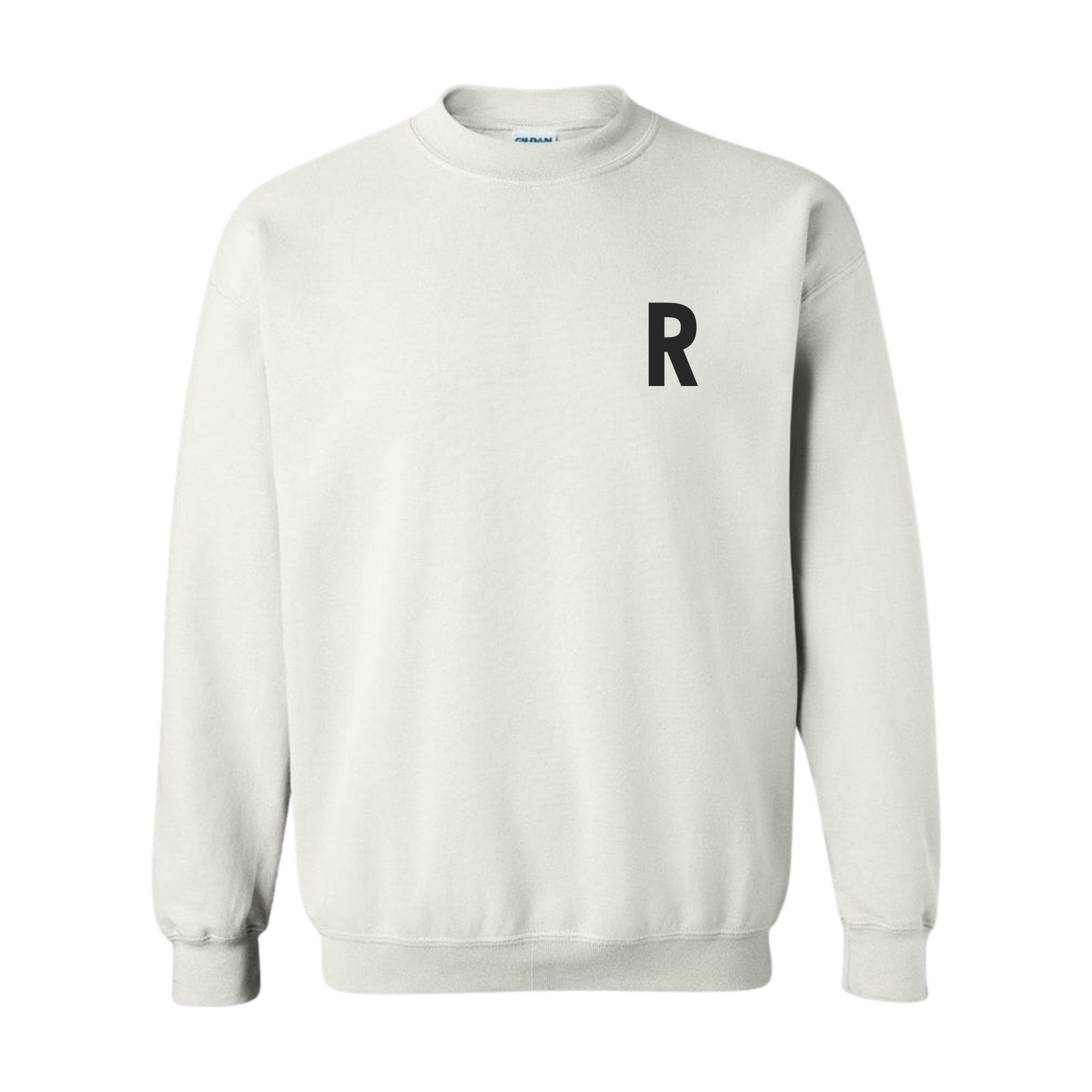 Monogram Sweatshirt - White
