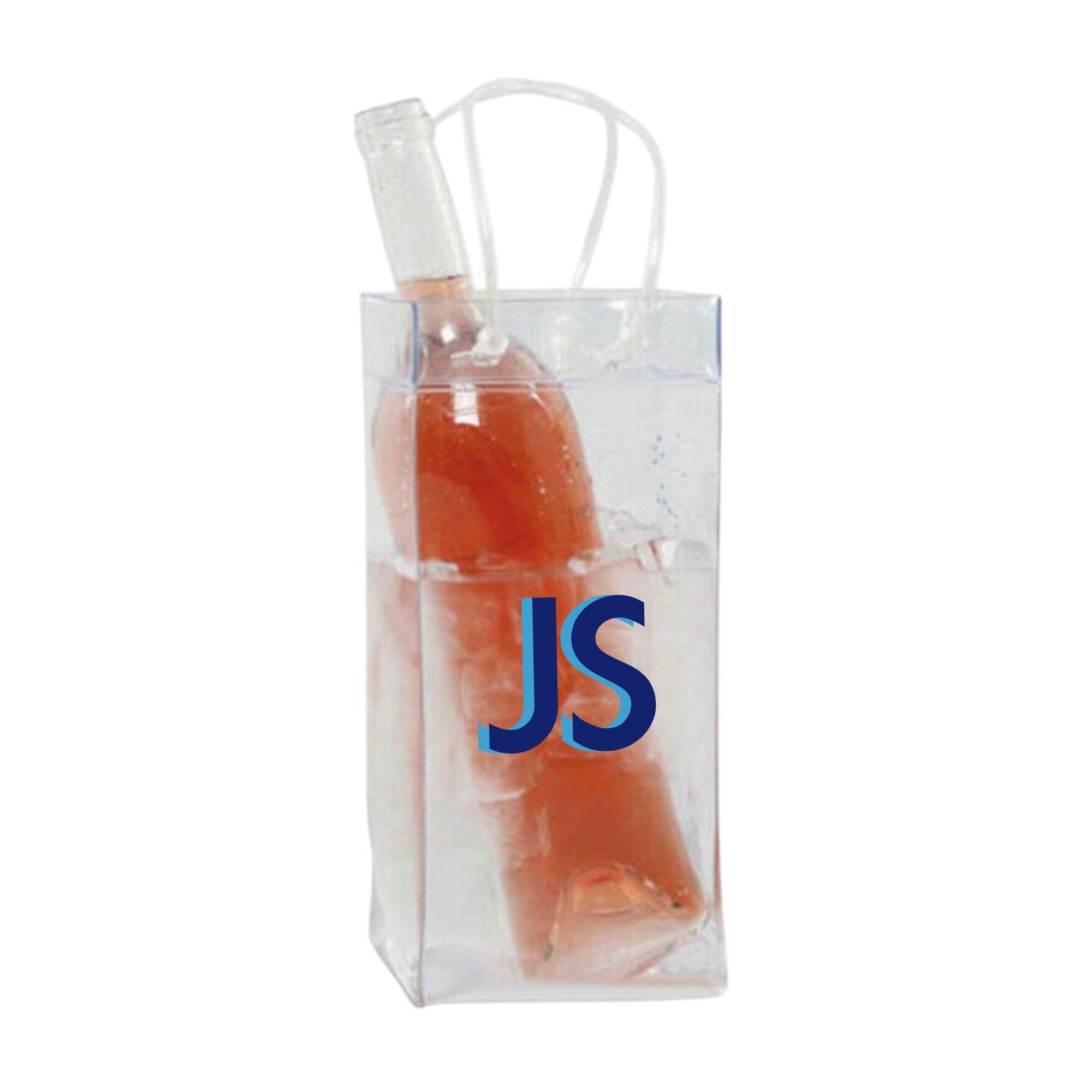 Monogram Wine Bag