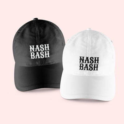 Nash Bash Baseball Hat - Sprinkled With Pink #bachelorette #custom #gifts