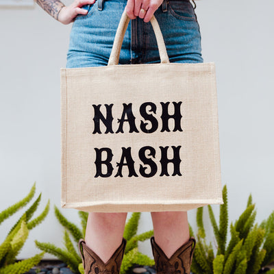 Nash Bash Carryall - Sprinkled With Pink #bachelorette #custom #gifts