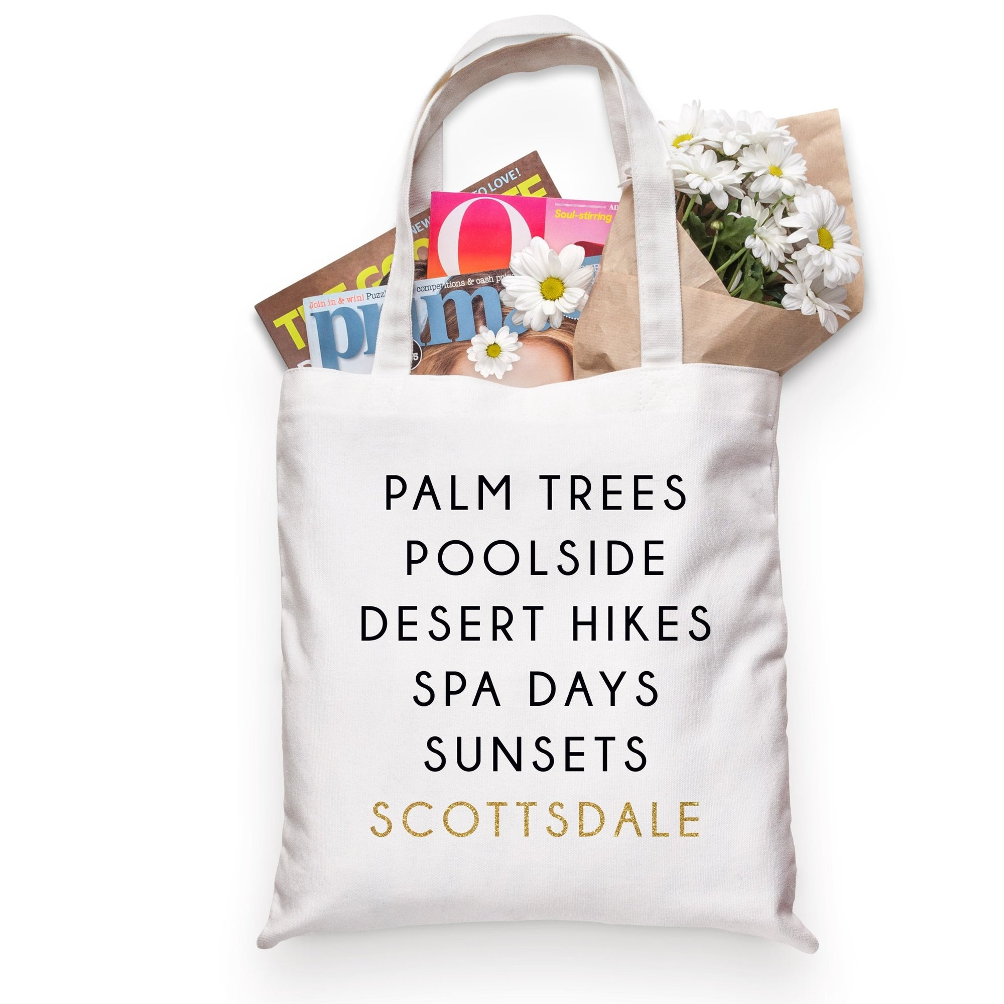 Scottsdale City Tote