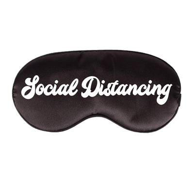 Social Distancing Sleep Mask