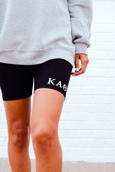 Sorority Biker Shorts