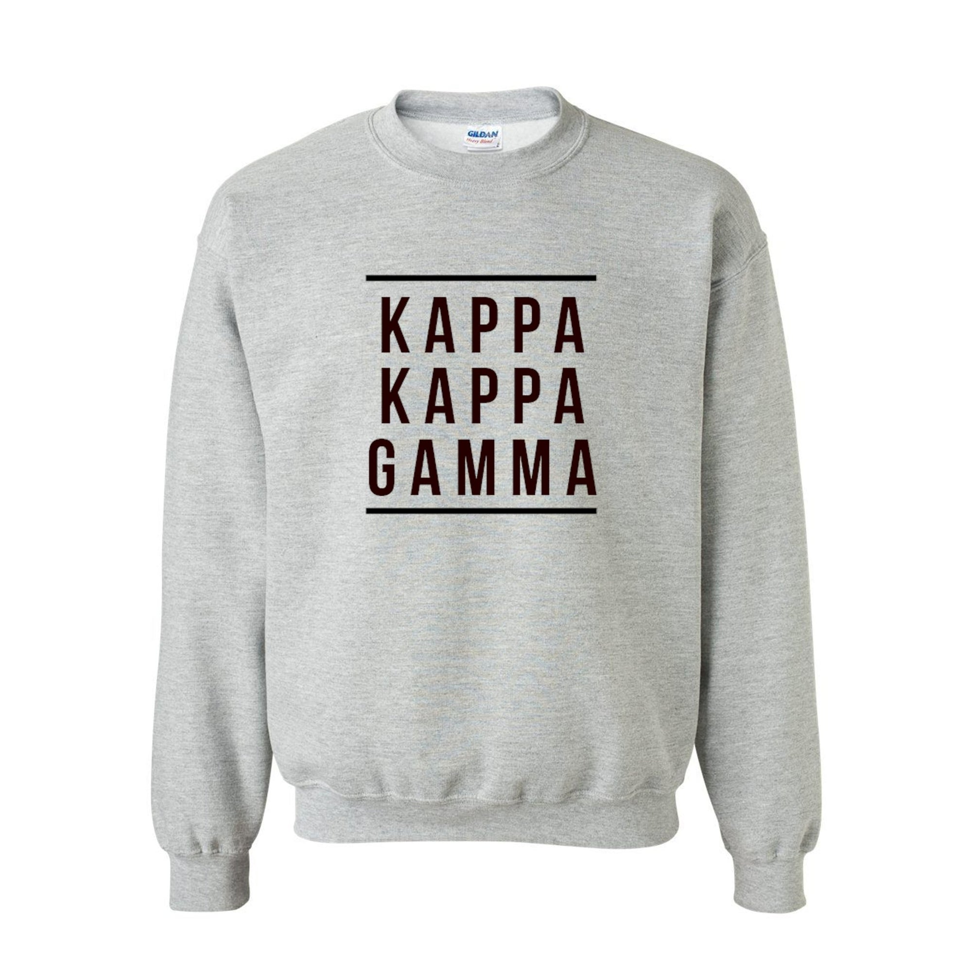 Sorority Block Sweatshirt