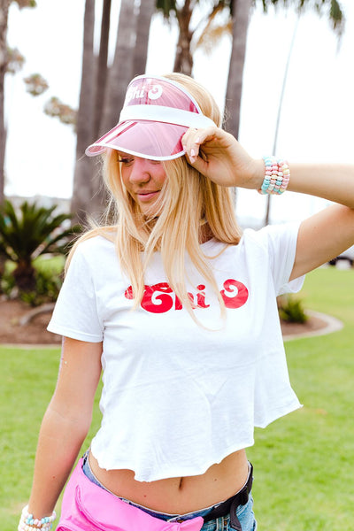 Sorority Retro Visor